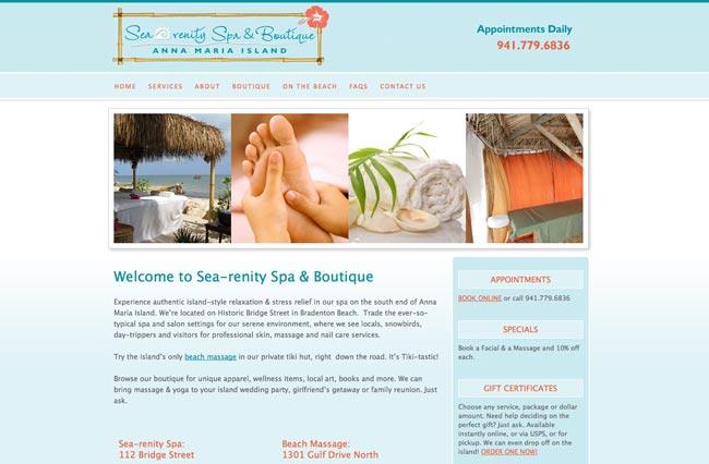 Sea-renity Spa & Boutique