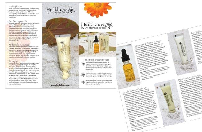 Heilblume Skin Care