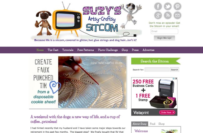 thesis creator website