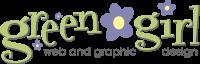 Green Girl Design Original Logo | Est. 2008